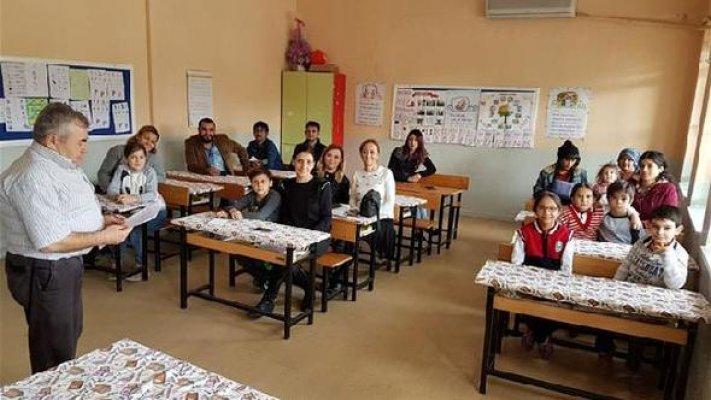 Anamur'da fotoğrafçılık kursu başladı