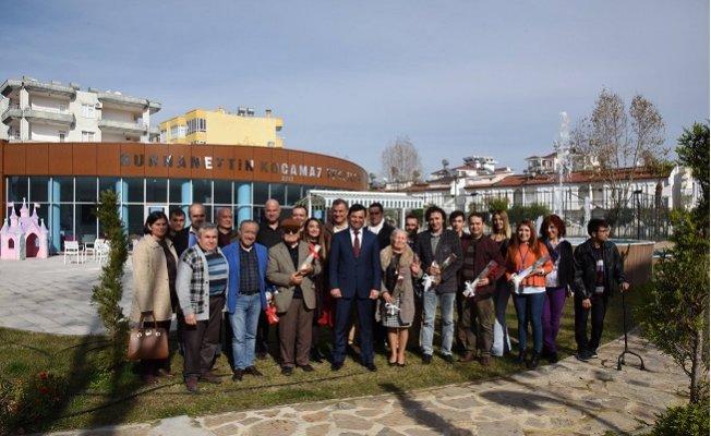 Anamur'da Gazeteciler Buluştu