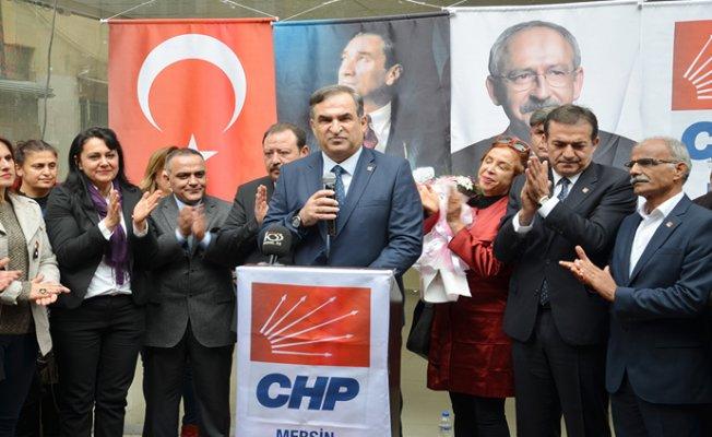 CHP İl Başkanlığına Serhat Servet Dövenci Aday