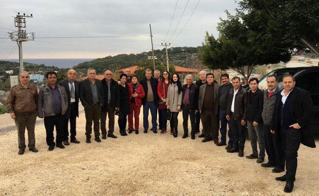 CHP Kurultayında Kemal Kılıçdaroğlu'na Mersin Örgütünden Tam Destek