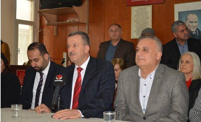 CHP Mersin İl Başkanlığı İçin 2 Aday Yarışacak