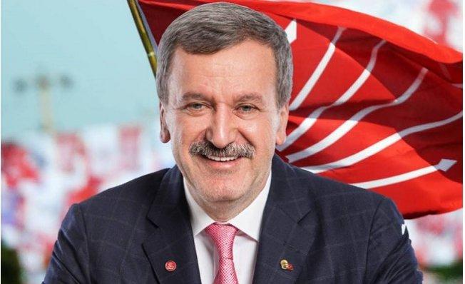 CHP Mersin Yeni İl Başkanı Adil Aktay