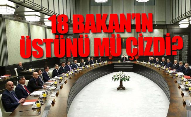 Erdoğan, Anketlerde Yüzde 50'yi Göremedi; 18 Bakan Diken Üstünde