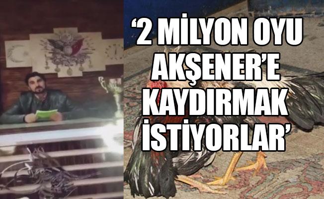 Horozculardan Erdoğan'a İlginç Çağrı!