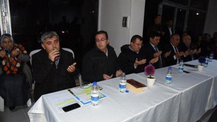 İYİ Parti İlçe Teşkilatı, Afrin'de Görevli Askerler İçin Mevlit Okuttu.