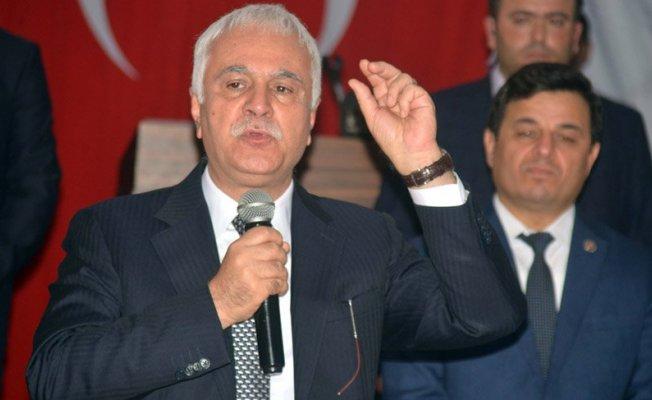 iYİ Partili Koray Aydın Mersin'den Hükumete Yüklendi.