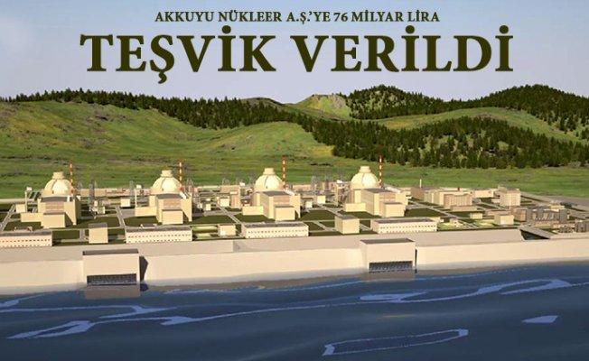 Mersin Akkuyu Nükleer Yatırımına Rekor Teşfik