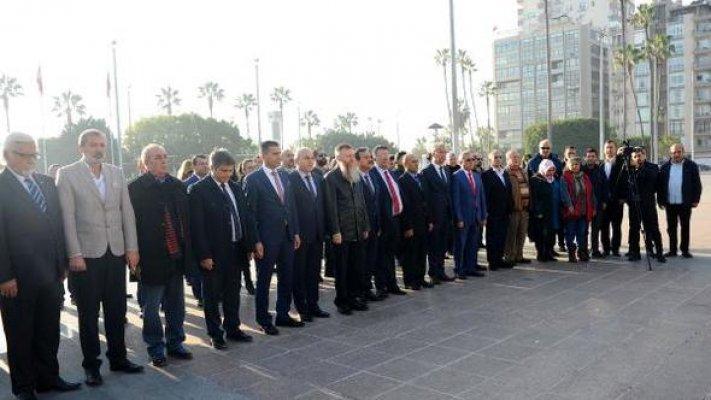 Mersin'de Çalışan Gazeteciler Günü Kutlandı