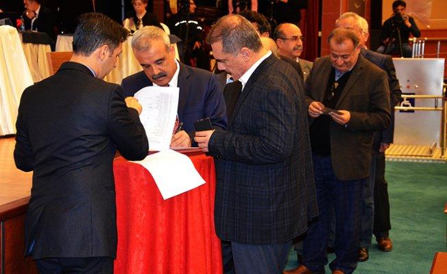 Mersin'de Denetim Komisyonunda HDP Yer Almadı.