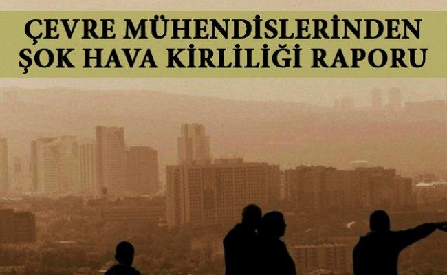 Mersin'de Hava Kirliliği...    Ne Soluduğumuzu Bilmiyoruz