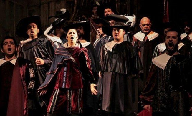 Mersin'de 'Maskeli Balo' Operası Sahnelenecek