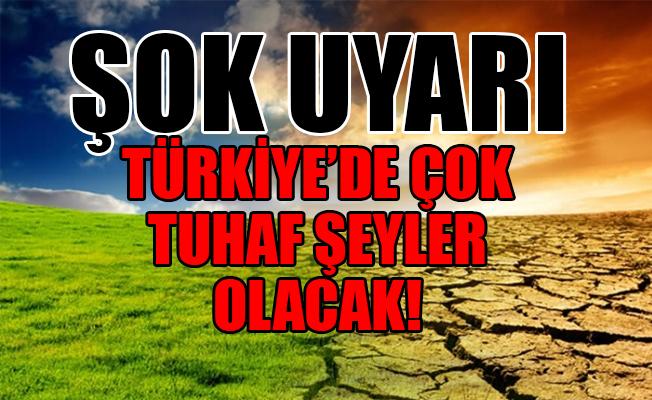 NASA Uzmanından Korkutan Türkiye Açıklaması