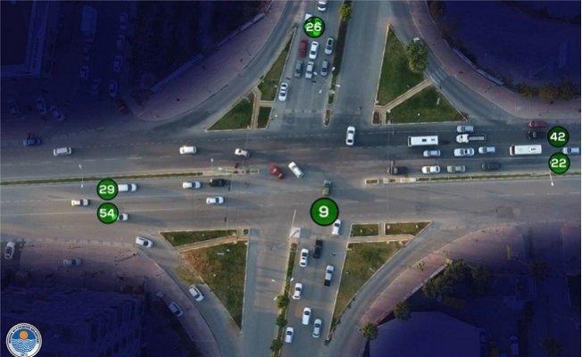 Trafik Karmaşasına, Akıllı Kavşak Yönetim Sistemi ile Çözüm
