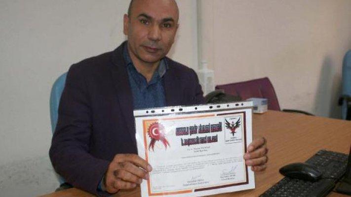 Yılmaz, Anadolu Şehit Aileleri Derneği Başkanı Oldu
