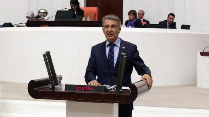CHP'li Kuyucuoğlu, Bakan Eroğlu'na Yatırımları Sordu