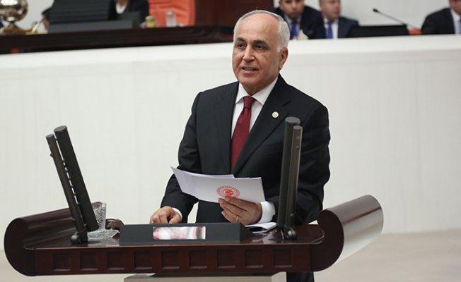 Hüseyin Çamak, Türk Tabipler Birliğine Yapılan Operasyonu Meclise Taşıdı.