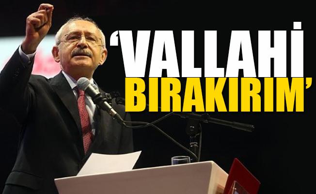 Kemal Kılıçdaroğlu Rest Çekti!