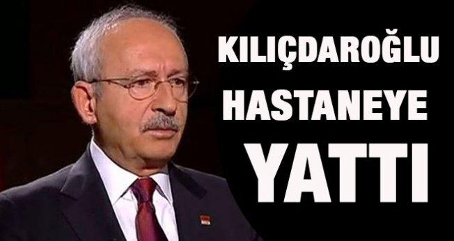 Kemal Kılıçdaroğlu Sessizce Ameliyat Oldu.