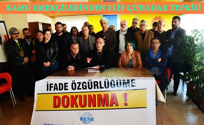 Kesk Üyeleri Yöneticilerine Yapılan Gözaltını Kınadı