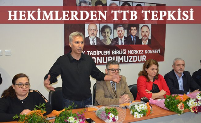 Mersin'de Tabib Odaları Üyeleri İçin Özgürlük İstedi.