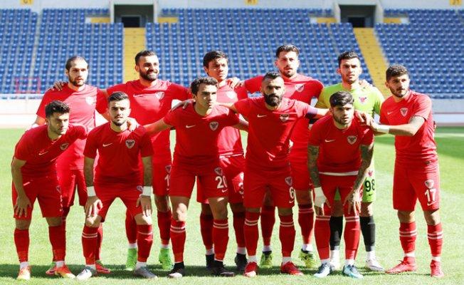 Mersin İdmanyurdu 3.Lig'den Düşen İlk Takım Oldu.