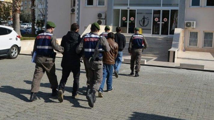 Mersin'de 3 DEAŞ Şüphelisi Tutuklandı