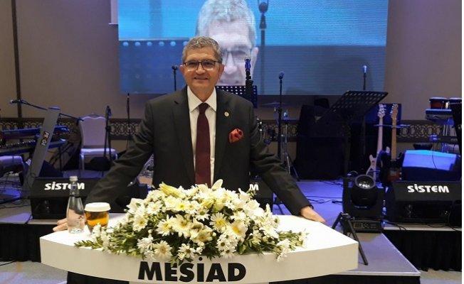 MESİAD'ın Yeni Başkanı Hasan Engin