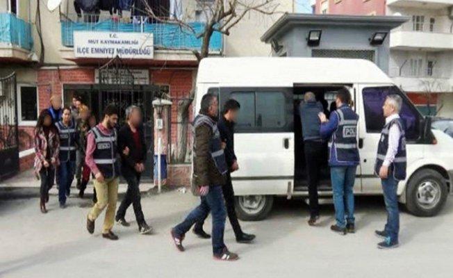 Mut Belediye Başkan Yardımcısı ve Mut İdmanyurdu Kulüp Başkanı Tutuklandı.