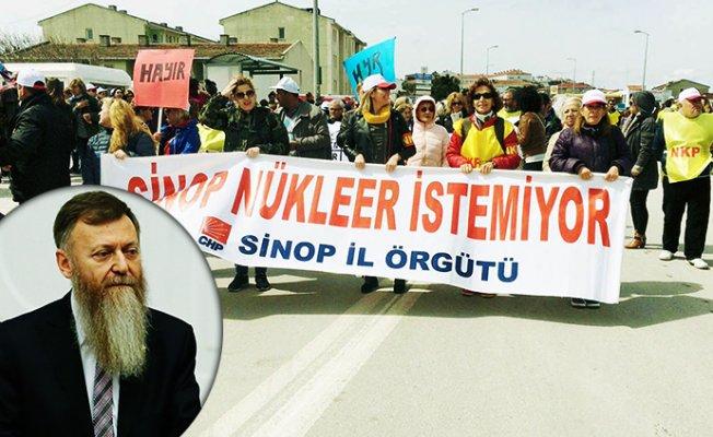 Önce Nükleer Santralinden Sonra AKP'den Kurtulacağız