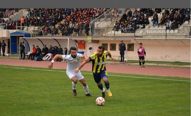 Tarsus İdmanyurdu - Arsinspor: 2-0