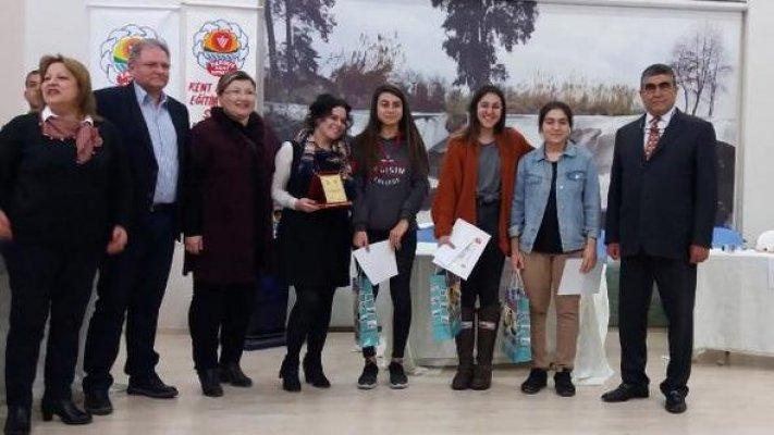 Tarsus'ta Bilgi Kültür Yarışması Yapıldı