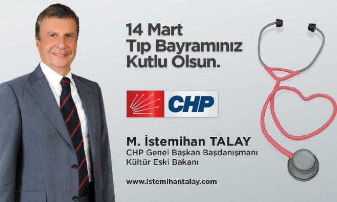 14 Mart Tıp Bayramı Kutlu Olsun...
