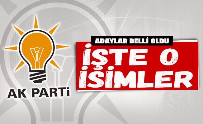 AK Parti'nin Mersin Büyükşehir Adayı mı Olacaklar ?