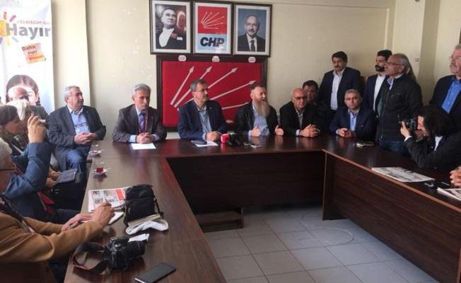 CHP'nin Yönetici Eğitimi Türkiye'de İlk kez Mersin'de Gerçekleşecek
