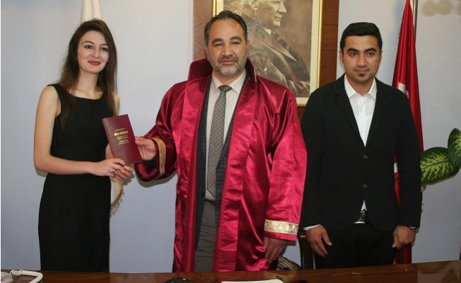 Erdemli'de Dini ve Resmi Nikah Bir Arada Yapıldı