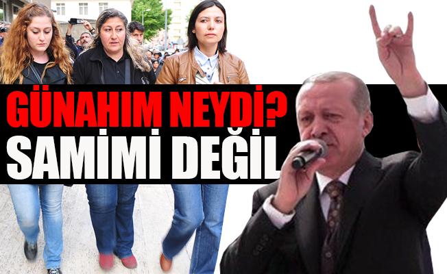 Mersin'de Erdoğan'a 'Bozkurt' İşareti Yaptığı İçin Gözaltına Alındı