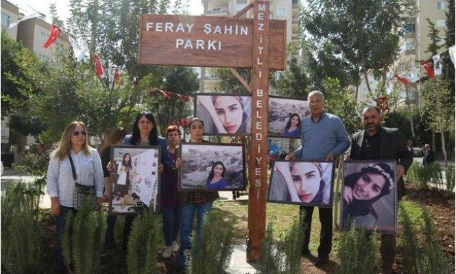 Feray'ın Adı Parkta Yaşatılacak