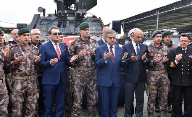 Mersin Cumhuriyet Başsavcısı ve İl Emniyet Müdürüne Algı Operasyonu mu Çekiliyor ?