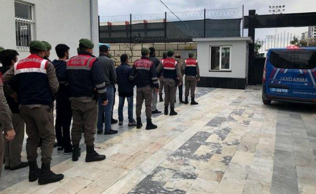 Mersin'de Uyuşturucu Şebekesi Çökertildi