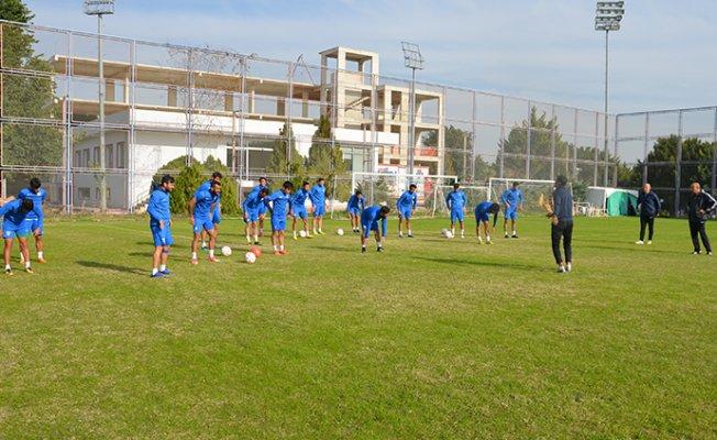 Mersin İdmanyurdu Bölgesel Amatör Lig'e Düşmesine 6 Maç Kaldı.