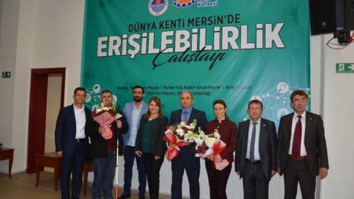 Mersin'de Erişilebilirlik Çalıştayı