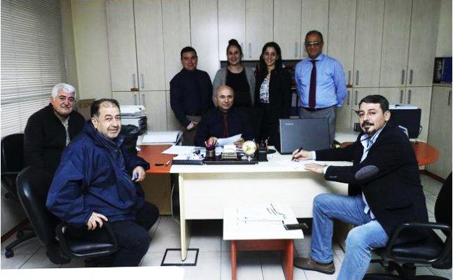 MTSO'da, Tek Durak Ofis İle İlk Şirket Kurulumu Gerçekleşti