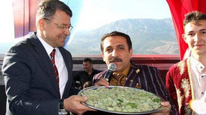 Silifke'de Çağla Festivali ve Kültür Şenliği