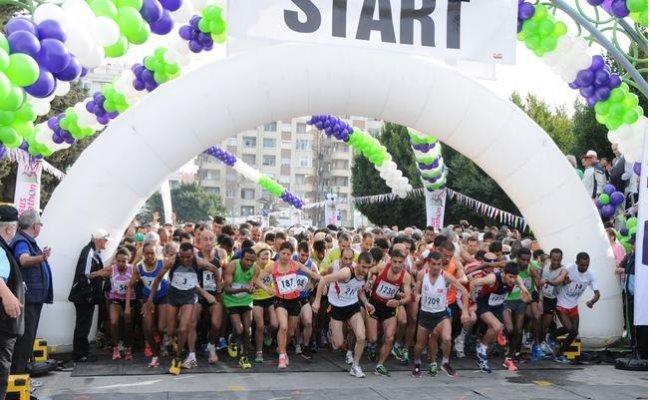 Tarsus, Uluslararası Maraton'a Hazır