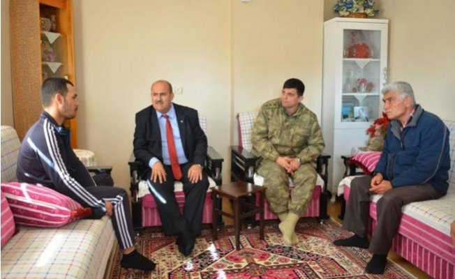 Tarsuslu Afrin Gazisi Geçgel bölgeye Dönmek İstiyor