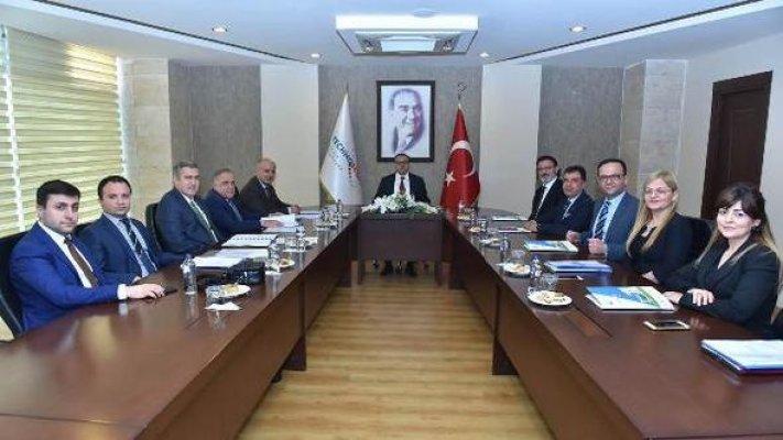 Teknopark Olağan Genel Kurul Toplantısı Yapıldı