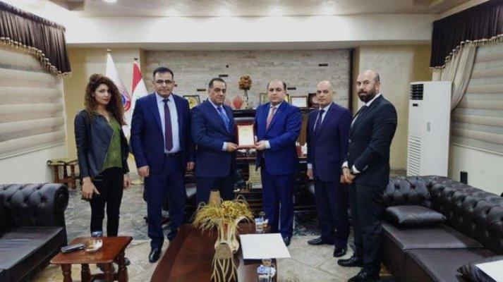 TISİAD Irak'a İş Gezisi Düzenledi