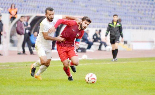 Kocaeli Birlikspor - Mersin İdman Yurdu: 2-2