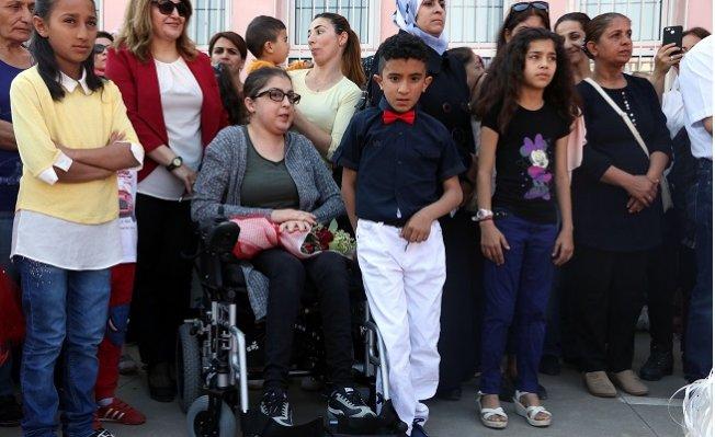 Mersin'de Engelli Annenin Hayali Gerçek Oldu