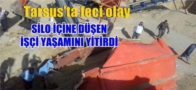 Tarsus'da Korkunç Olay